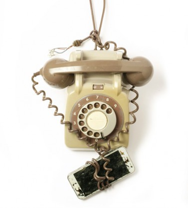 Lisa Walker, pendant 2016 (thanks Meatwreck), old phone, Iphone